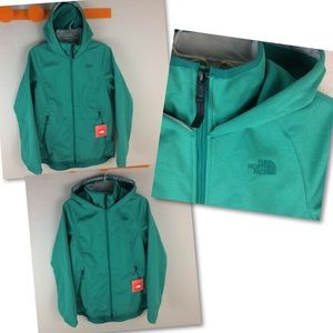 The North Face Apex Lilmore Parka Jacket Teal